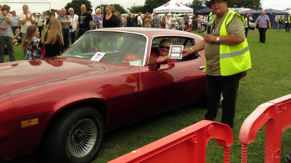 Parson Drove Classic and Custom Car, Bike and Trike Show